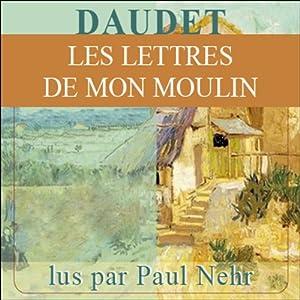 Les lettres de mon moulin | Livre audio