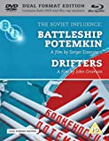 The Soviet Influence: Battleship Potemkin + Drifters (DVD & Blu-ray) [1929]
