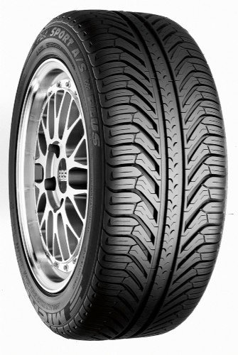 245/40ZR18 Michelin Pilot Sport A/S Plus Tires