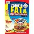 2008 Calorie King Calorie, Fat & Carbohydrate Counter