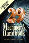 Machinery's Handbook 29th Edition Lar...