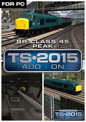 Br Class 45 'Peak' Loco Add-On [Download]