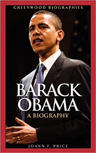 Buy Barack Obama: A Biography (Greenwood Biographies) Book Online ...