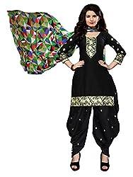 Shayona New Design Cotton Semi Stitched Salwar Suit
