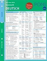 PONS, Typische Fehler deutsch auf einen Blick