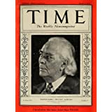 Richard Berry Harrison, TIME Cover