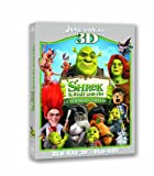 echange, troc Shrek 4, il était une fin - Combo Blu-ray 3D active + Blu-ray 2D [Blu-ray]