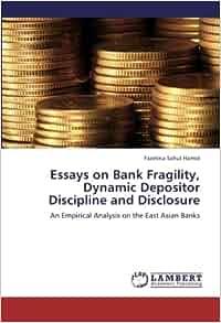 essays on disclosure