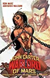 img - for John Carter: Warlord of Mars Volume 1 - Invaders of Mars (John Carter Warlord Tp) book / textbook / text book