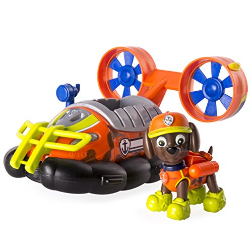 Paw Patrol – Jungle Rescue – Zuma's Jungle Hovercraft