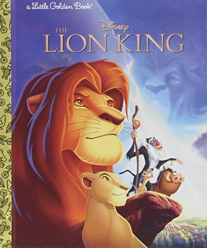 The Lion King (Disney the Lion King) (Little Golden Books)