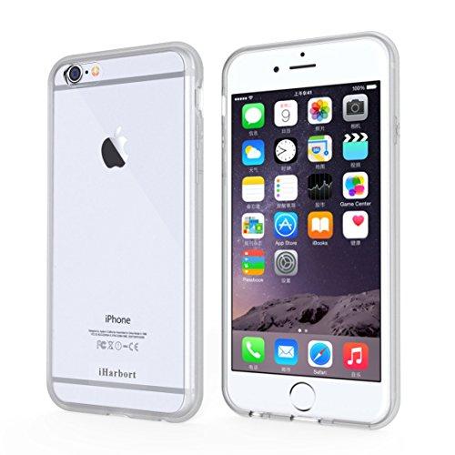 iPhone-6S-Plus-Custodia-iHarbort-iPhone-6-Plus-iPhone-6S-Plus-Case-Soft-Air-Bumper-Cover-con-assorbimento-degli-urti-funzione-per-iPhone-6-6S-Plus-55-pollici-trasparente
