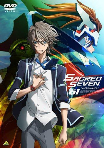 セイクリッドセブン Vol.01 [DVD]