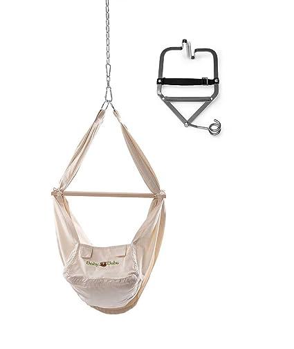 Baby Bubu Molla culla 3in1Starter pacchetto con telaio della porta Fermacarte