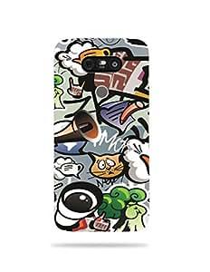 alDivo Premium Quality Printed Mobile Back Cover For LG G5 / LG G5 Case Cover (WZ013)