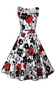 ACEVOG Classy Vintage Hepburn Style 1…