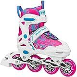 Roller Derby ION 7.2 Girl's Adjustable Inline Skates - I145G