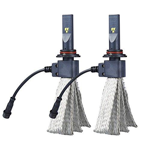 xenLIGHT 9006 HB4 LED Headlight Conversion Kit Low Beam driving lighting Cree Bulbs X2 (9006) (9006 Cree Headlight Bulbs compare prices)