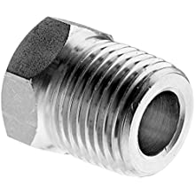 316/316L Forged Stainless Steel Pipe Fitting, Hex Bushing, Class 3000, NPT Male X Female