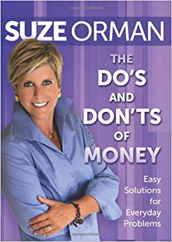 suze orman the money class book review