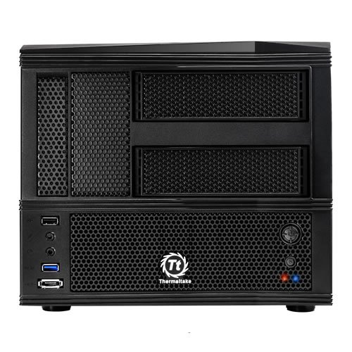 Thermaltake Armor A30 SECC Chassis with Window - Black