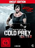 Cold Prey 1 und 2 (DVD) Doppelset Min: 93DD5.1WS [Import germany]