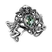 La Fleur De Baudelaire - Alchemy Gothic Bracelet