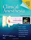 img - for Clinical Anesthesia, 7e: Print + Ebook with Multimedia book / textbook / text book