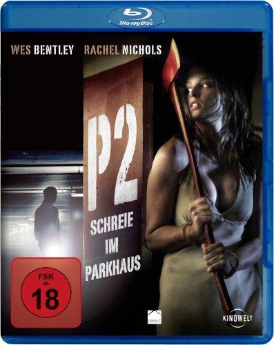 P2 - Schreie im Parkhaus [Blu-ray]