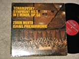 img - for Zubin Mehta Israel Philharmonic-tchaikovsky Symphony No.5 in E Minor, Op. 64 book / textbook / text book