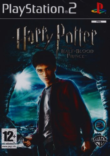 harry potter and the half blood prince ps2 edizione