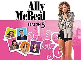 Ally McBeal - Staffel 5