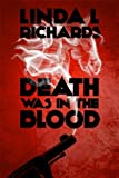 Death Was in the Blood (Five Star Mystery Series)