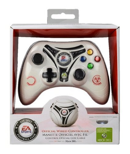 EA Sports Football Club Official Wired Controller (Xbox 360)