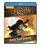 Legend of Korra: Book Two - Spirits [Blu-ray]