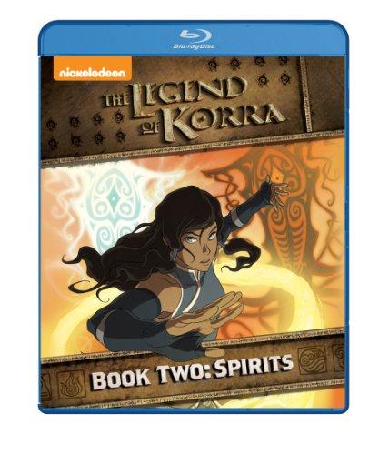 The Legend of Korra - Book Two: Spirits [Blu-ray]