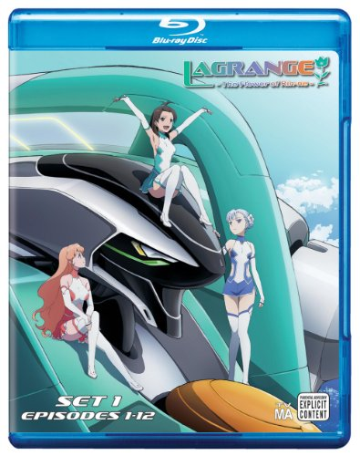 Lagrange: The Flower of Rin-Ne - Set 1 [Blu-ray] [Import]