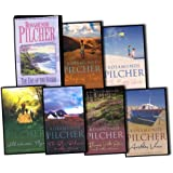 Rosamunde Pilcher Collection 7 books Set (The day of the storm, sleeping tige...