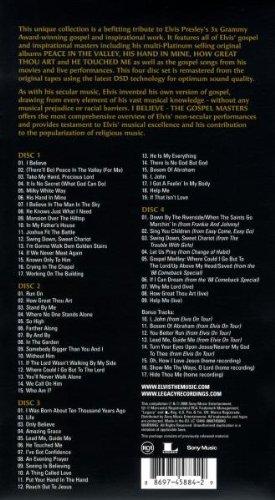 Elvis presley album 171 i believe the gospel masters 187