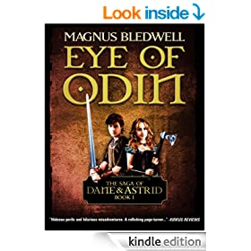 Eye Of Odin (The Saga Of Dane & Astrid, Book 1)