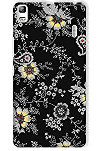 IndiaRangDe Case For Lenovo K3 Note (Printed Back Cover)