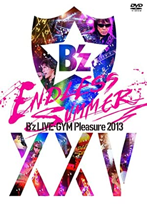 B\'z LIVE-GYM Pleasure 2013 ENDLESS SUMMER-XXV BEST- [DVD]