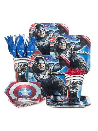 Captain America Standard Kit (Serves 8)