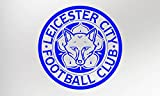 Leicester City Football Club Badge - Vinyl Decal Sticker