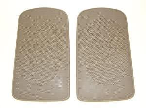 Beige Speaker Grilles 2002 2003 2004 2005 2006 Toyota Camry Genuine Toyota  by Toyota