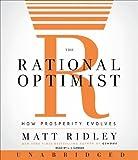 img - for The Rational Optimist CD By Matt Ridley(A)/L.j. Ganser(N) [Audiobook] book / textbook / text book
