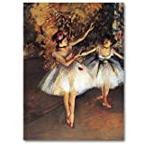 Ballerina at the Barre - Gift Enclosure Cards (set of 12)