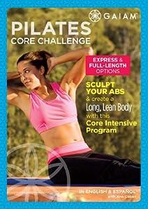 Pilates Core Challenge with Ana Caban