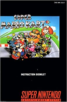 how to use manual on mario kart wii