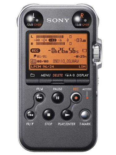 Sony PCM-M10 Digital Voice Recorder
